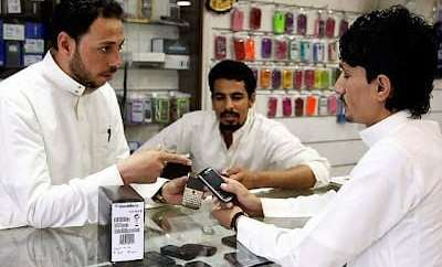 Hundreds of Telecom Shops closes due to Saudization