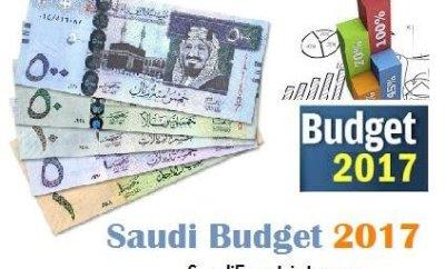 Saudi Arabia Budget 2017 Fiscal Year 2017 Budget-SaudiExpatriate.com