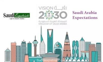 Saudi Arabia Expectations for Vision 2030-SaudiExpatriate.com