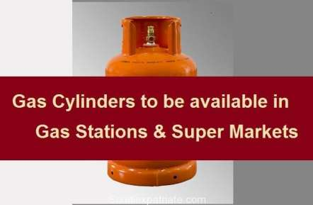 Gas Cylinders to be available in Gas Stations & Super Markets-SaudiExpatriate.com