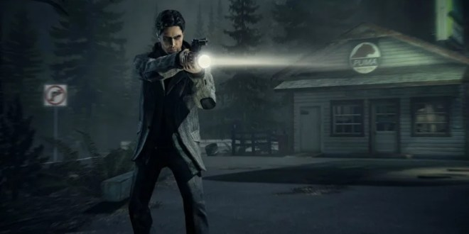 Alan Wake's Return