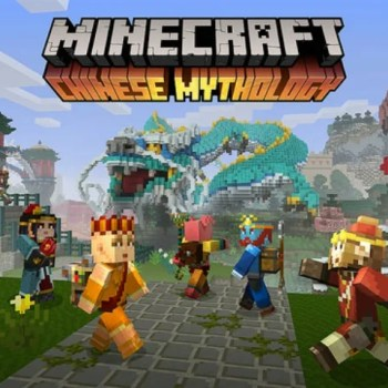 Minecraft Chinese Mythology