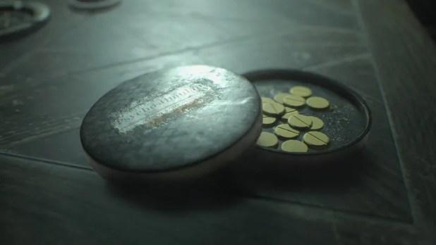 06 mysterious pills