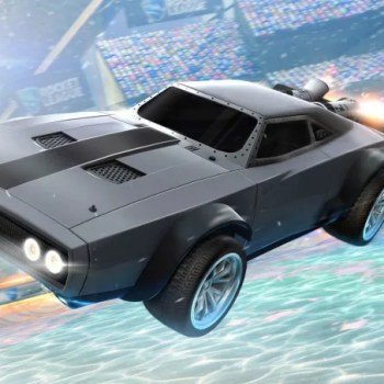 Rocket League: Fate of the Furious