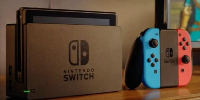 Nintendo Switch سويتش
