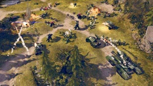 Halo Wars 2- Game Chat Transcription