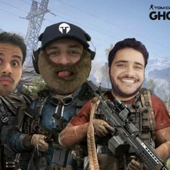 فرقة ابولحية للمهام الصعبة! - Ghost Recon Wildlands