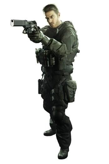 Chris Redfield في Resident Evil 7