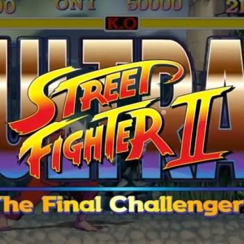 Ultra Street Fighter 2