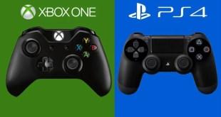 Xbox One PS4 إكسبوكس ون بلايستيشن 4