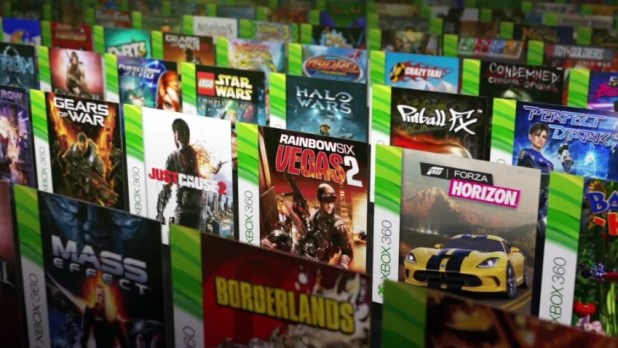 Xbox One Backwards Compatible التوافق إكسبوكس ون
