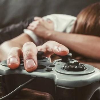 إدمان الألعاب الصحة اضطراب عقلي