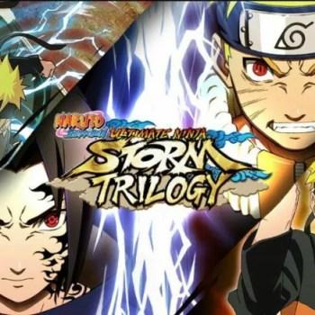 Naruto Shippuden Ultimate Ninja Storm Trilogy Naruto Storm Trilogy
