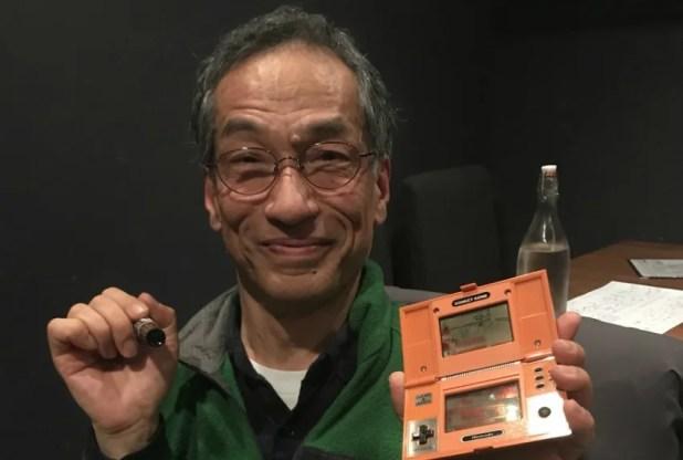 Takehiro Izushi Nintendo