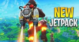 Fortnite jetpack
