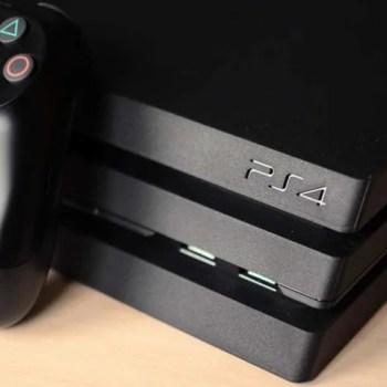 PS4, سوني