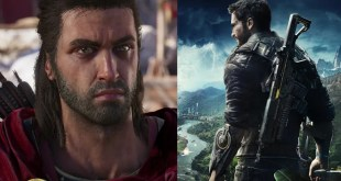 Assassin's Creed Odyssey Just Cause 4