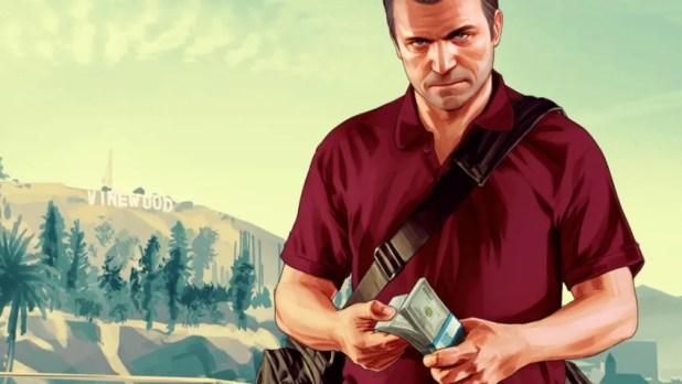 GTA V Red Dead Redemption 2