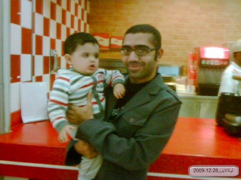 Talal and me