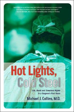 كتاب Hot Lights, Cold Steel