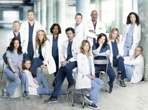 تشريح جراي - Grey's Anatomy