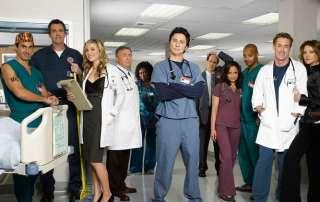 أفضل ١٠ مسلسلات طبية