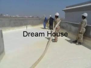 شركة عزل فوم غرب الرياض 0531071106 - مؤسسة دريم هاوس