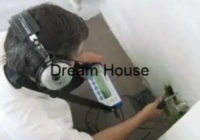 جهاز كشف تسرب الماء في المنزل