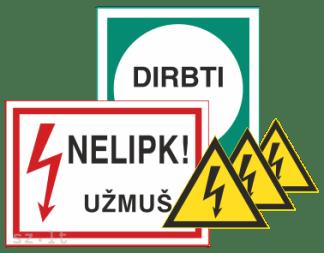 6. Apsauga nuo elektros