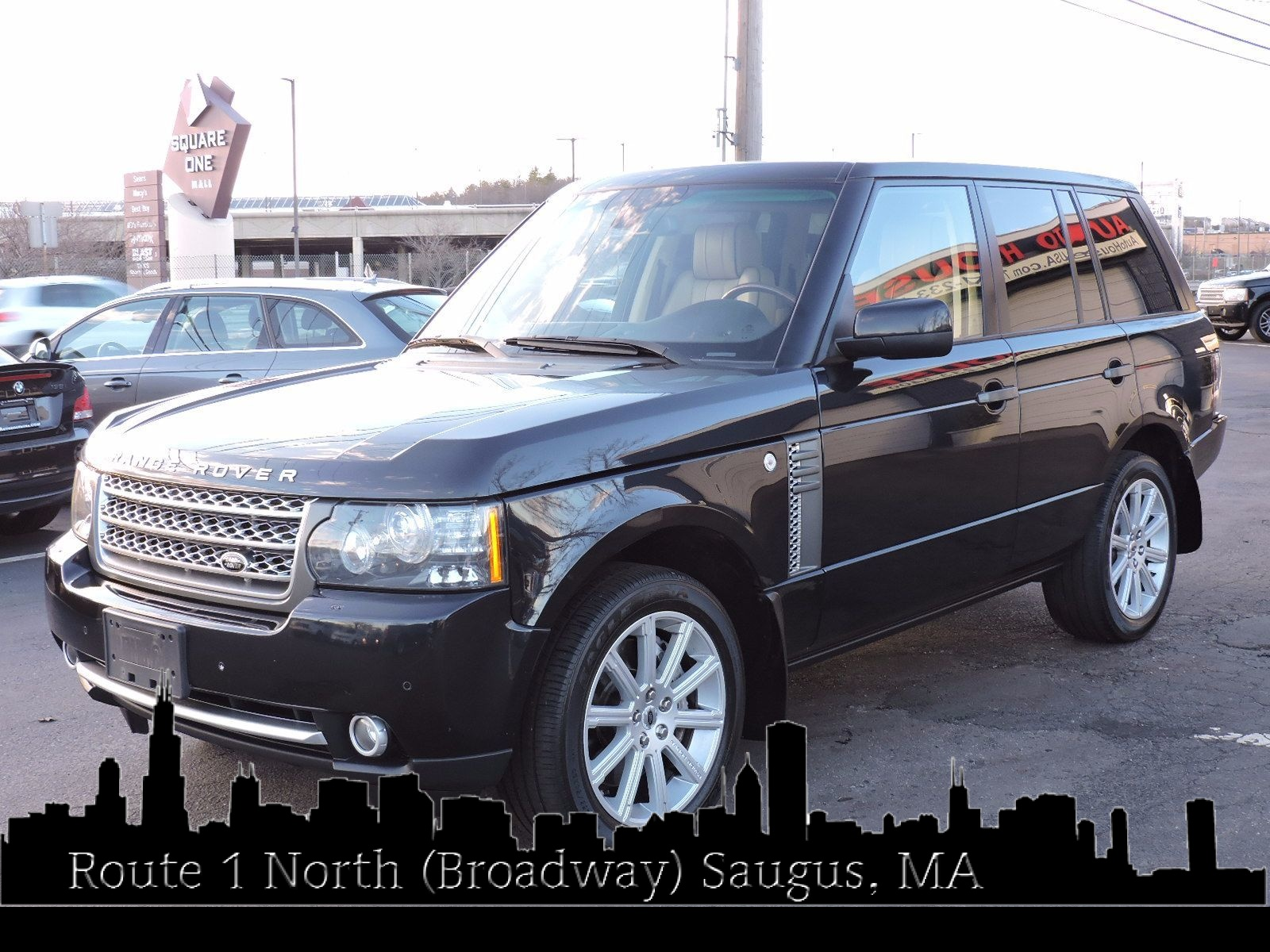 Used 2011 Land Rover Range Rover SC at Saugus Auto Mall