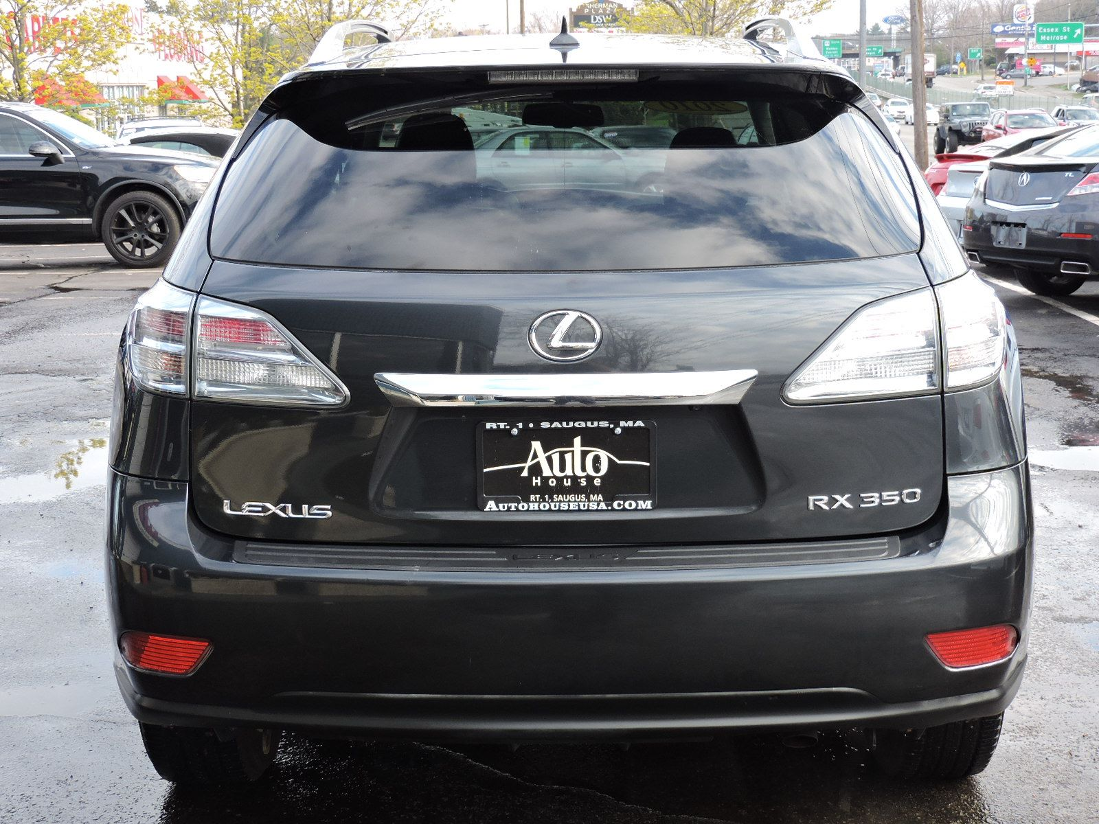Used 2010 Lexus RX 350 Sport at Saugus Auto Mall