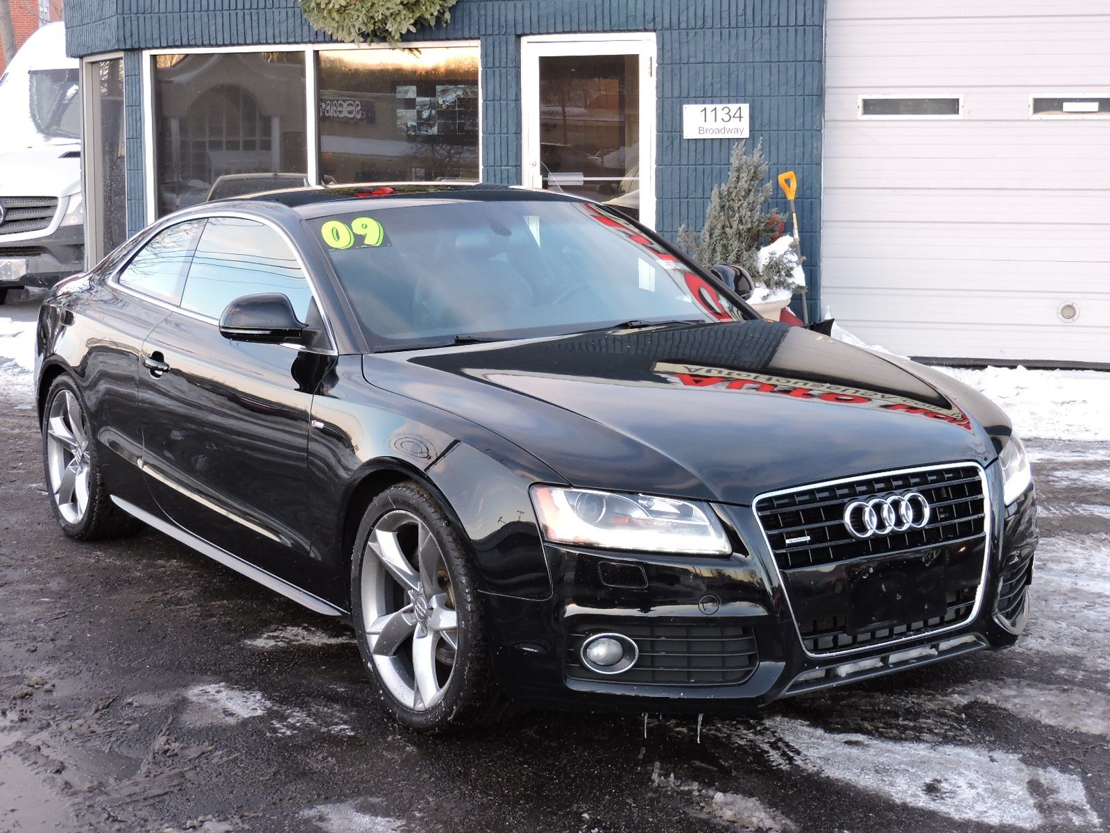 Used 2009 Audi A5 S Line At Saugus Auto Mall