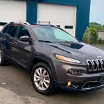 Used 2015 Jeep Cherokee Limited At Saugus Auto Mall