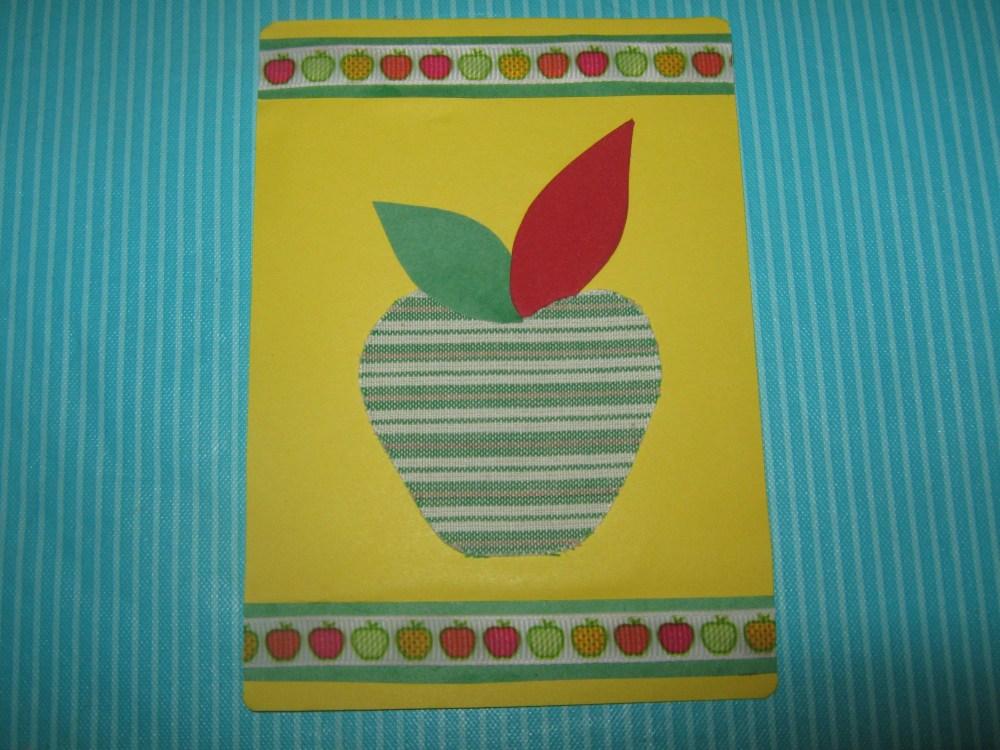 Cards using Fabric (2/6)