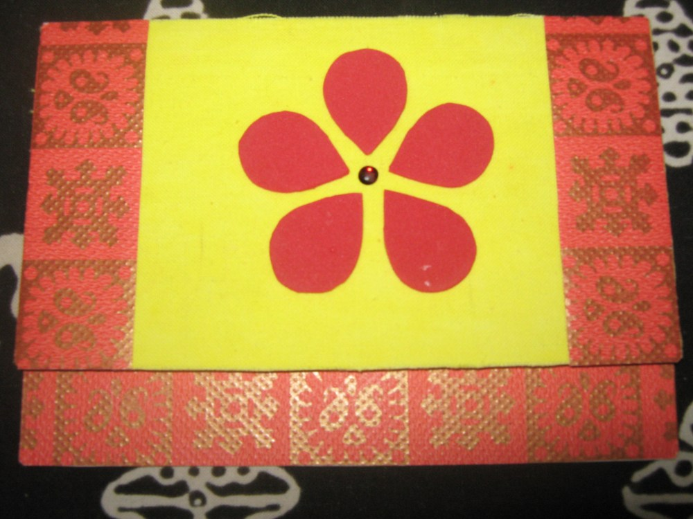 Cards using Fabric (5/6)