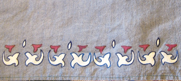 Fabric Painting on Kurtas (6/6)