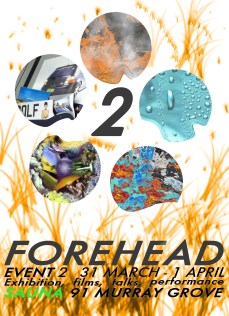 FOREHEAD 2 - Group Show