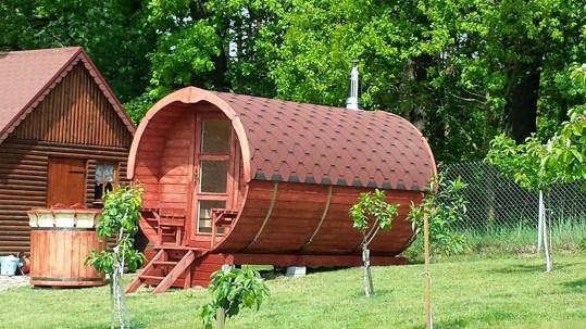 sauna 4m