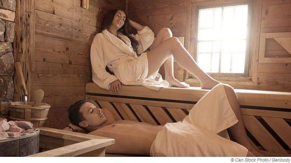 Mit Medikamenten in die Sauna?