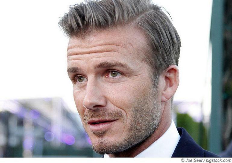 David Beckham neue Sauna von Iglucraft