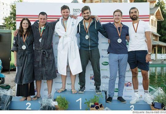 Deutsche Aufguss Meisterschaft 2018