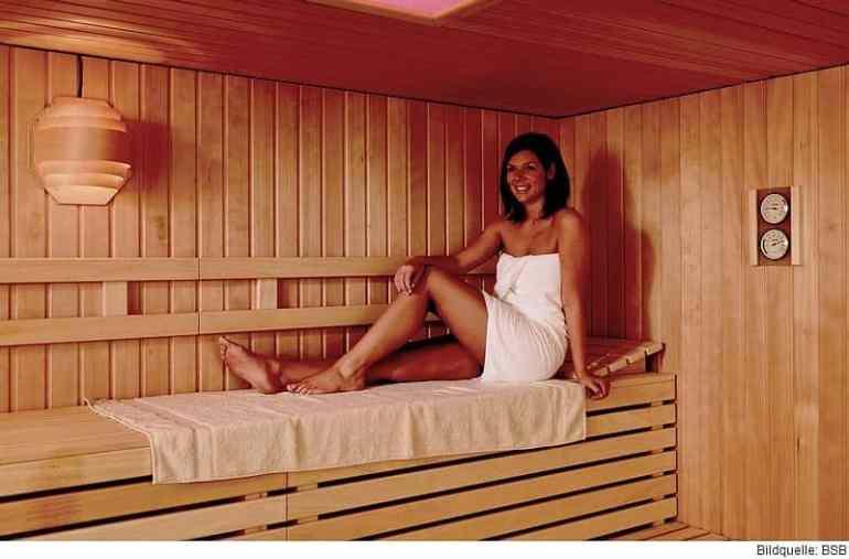 Die Sauna als Gesundheitsvorsorge