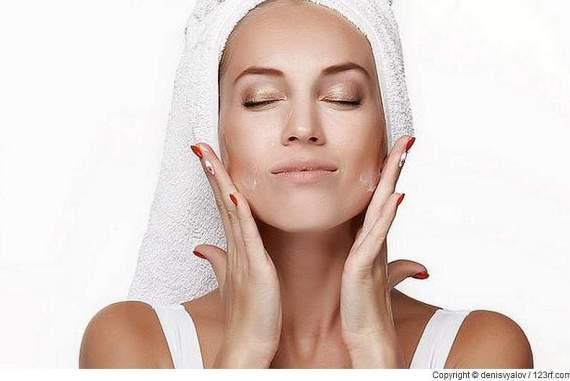 Die Gesichtssauna ermöglicht eine intensive Hautpflege