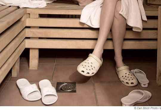 Anstarren nicht erwünscht! - Die schlimmsten 12 Sauna-Sünden