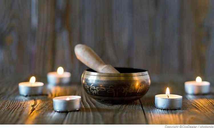 Entspannungsmusik für die Sauna