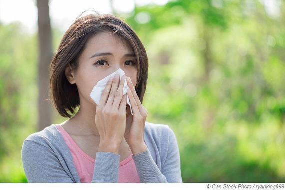 Sauna ist eine natürliche Hilfe gegen Pollenallergie