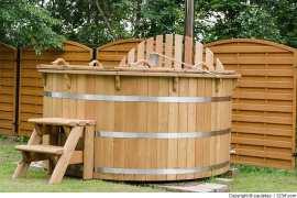 Hot Tub für den eigenen Garten oder die Terrasse