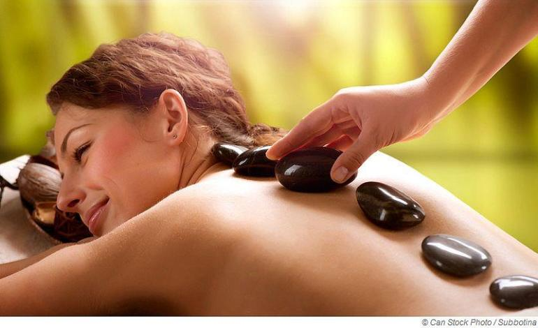 Hot Stone Massage Adressen