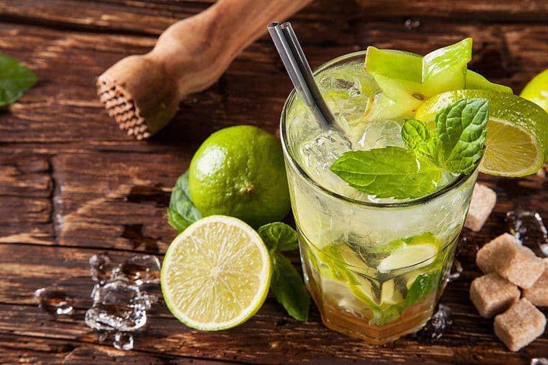 Ipanema (Caip ohne Alkohol)