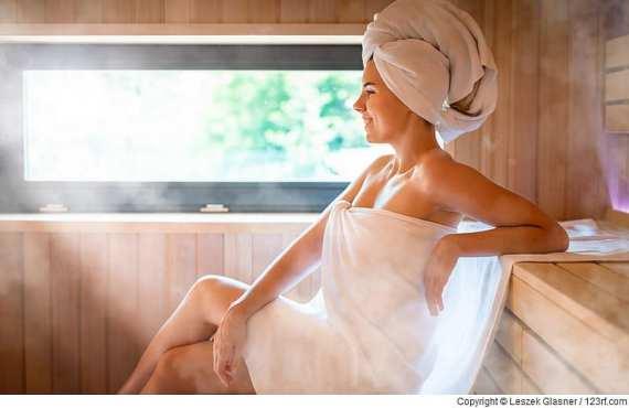 Darf ich mit frischem Piercing in die Sauna und was gibt es zu beachten?
